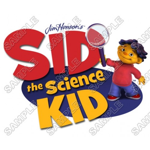 Sid The Science Kid T Shirt Iron On Transfer Decal ~#1